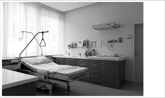Silbersalz, Fotografie, Reportage, Caroline Renzler, Innichen, Krankenhaus